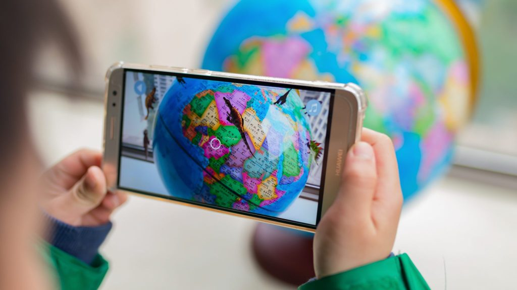 augmented reality concerns in school education - hart RXR